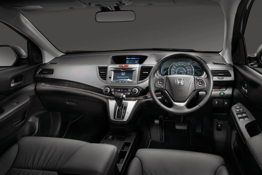 Honda CR-V 2.4L introduced – 190 hp, RM169,800 Image #184493