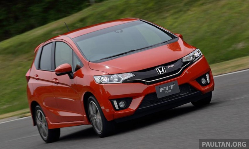 Third-gen Honda Jazz debuts; first details and pictures Image #188311