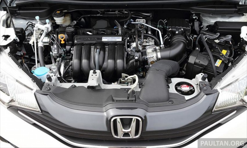Third-gen Honda Jazz debuts; first details and pictures Image #188322