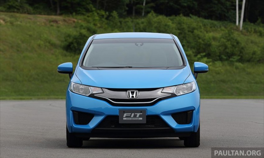 Third-gen Honda Jazz debuts; first details and pictures Image #188312