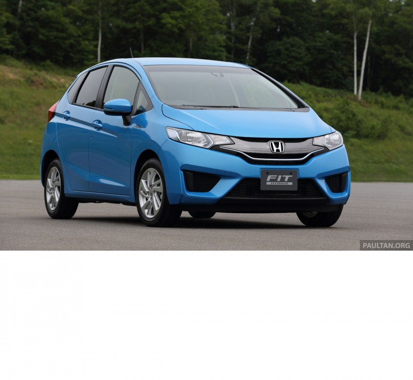 Third-gen Honda Jazz debuts; first details and pictures Image #188501