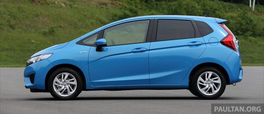 Third-gen Honda Jazz debuts; first details and pictures Image #188313