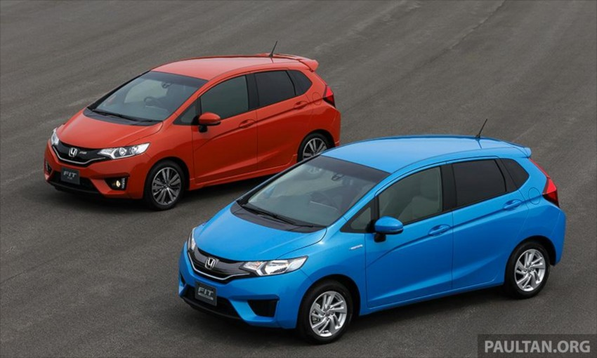 Third-gen Honda Jazz debuts; first details and pictures Image #188315