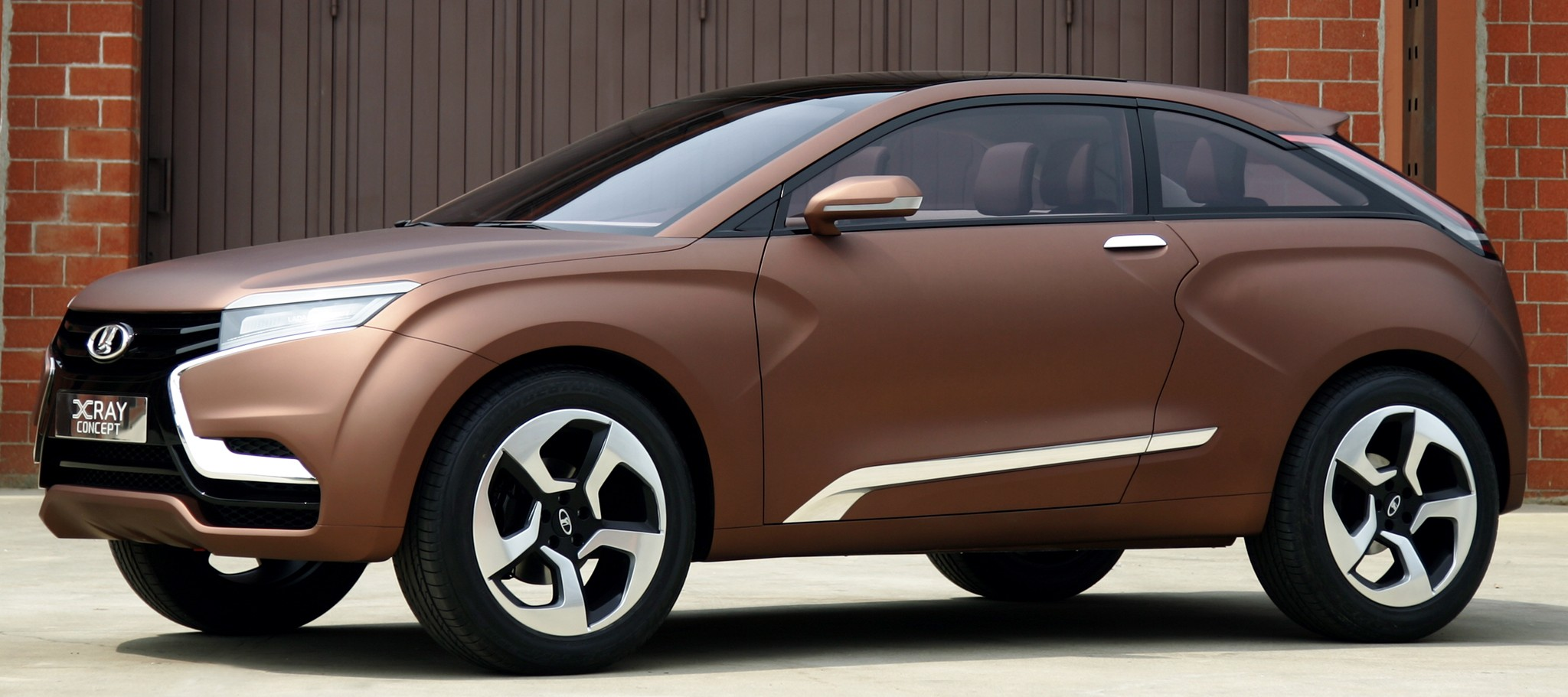 Lada aims to copy Kia's success with style revolution ...