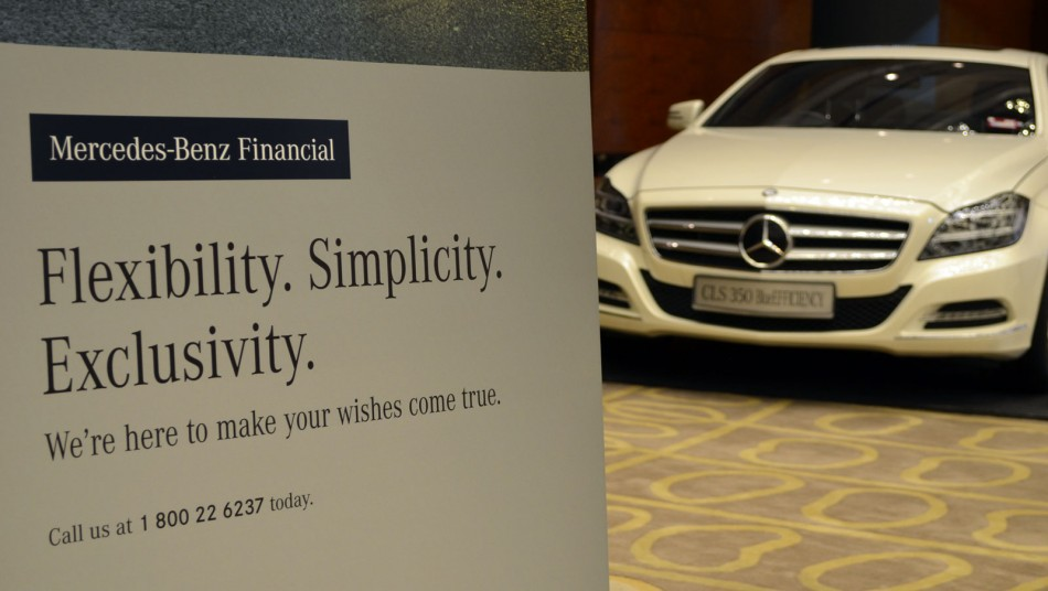 Mercedes benz services msia offers trip to frankfurt show for Mercedes benz service b specials