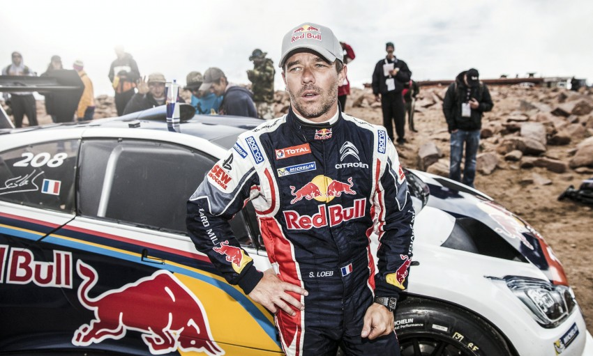 Peugeot 208 T16 Pikes Peak sets new record! Image #184287