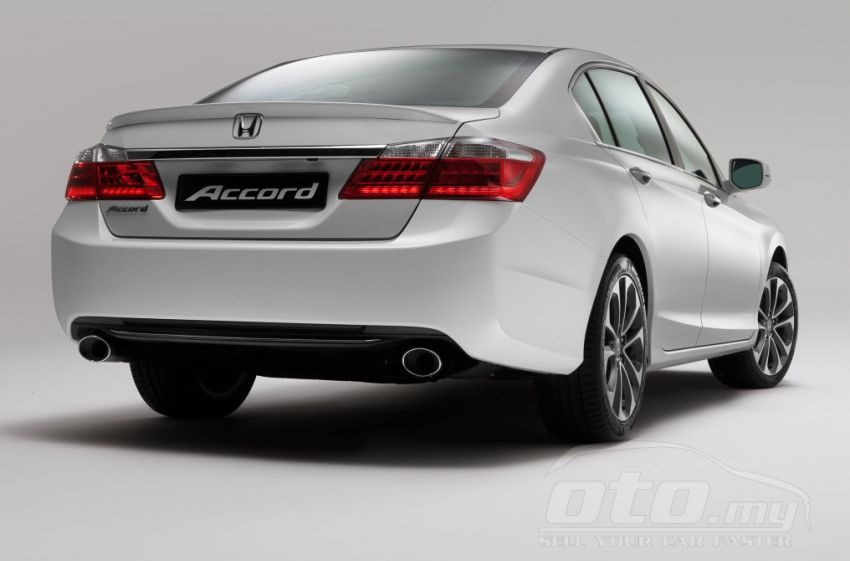 Honda Accord – ninth-gen appears on oto.my Image #186115