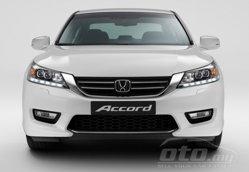 Honda Accord – ninth-gen appears on oto.my Image #186117