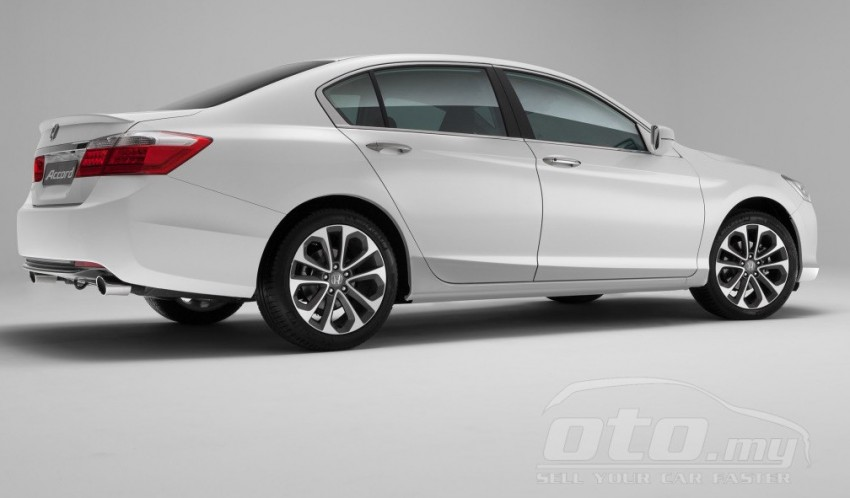 Honda Accord – ninth-gen appears on oto.my Image #186118