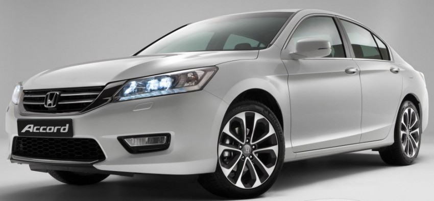Honda Accord – ninth-gen appears on oto.my Image #186119
