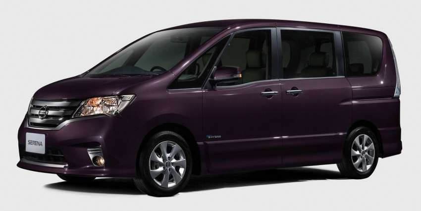 Nissan Serena S-Hybrid launched in Malaysia – 8-seater MPV, CBU from Japan, RM149,500 Image #189027