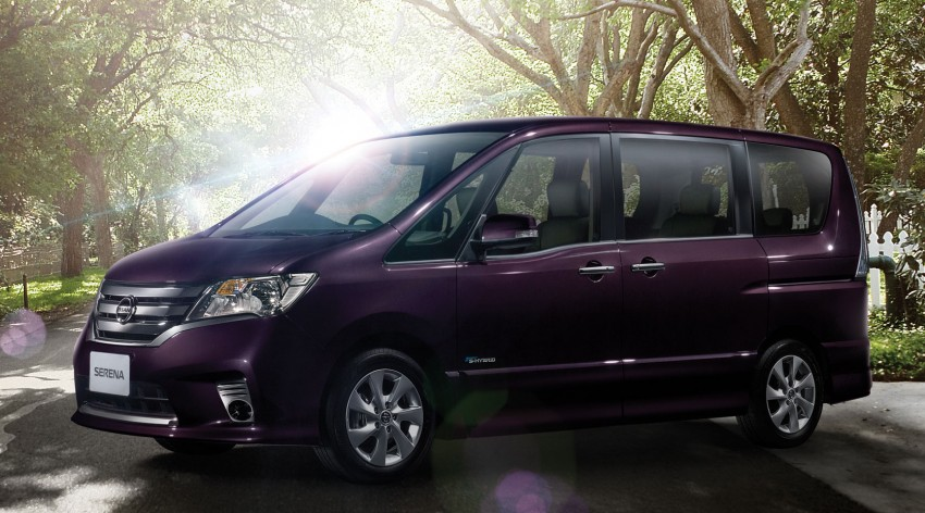 Nissan Serena S-Hybrid launched in Malaysia – 8-seater MPV, CBU from Japan, RM149,500 Image #189029