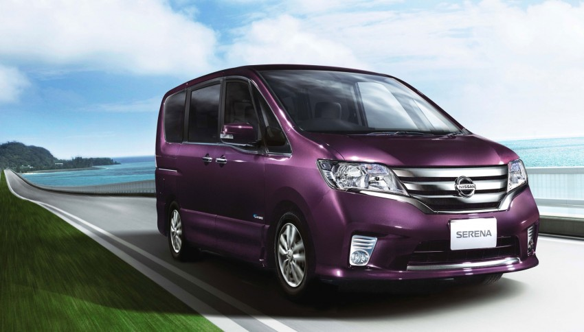 Nissan Serena S-Hybrid launched in Malaysia – 8-seater MPV, CBU from Japan, RM149,500 Image #189030