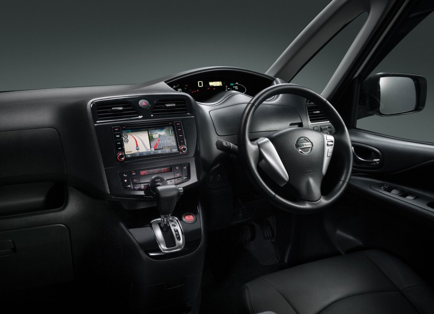 Nissan Serena S-Hybrid launched in Malaysia – 8-seater MPV, CBU from Japan, RM149,500 Image #189033