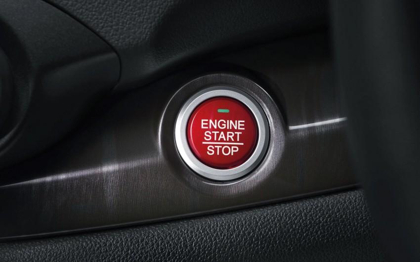 Honda CR-V 2.4L introduced – 190 hp, RM169,800 Image #184491