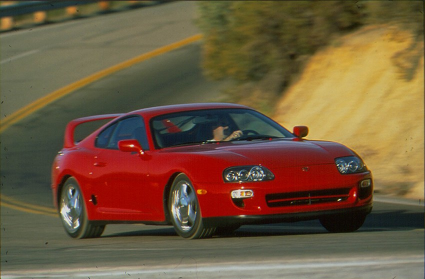 GALLERY: The Toyota Supra – from 1978 to 2002 Image #190759