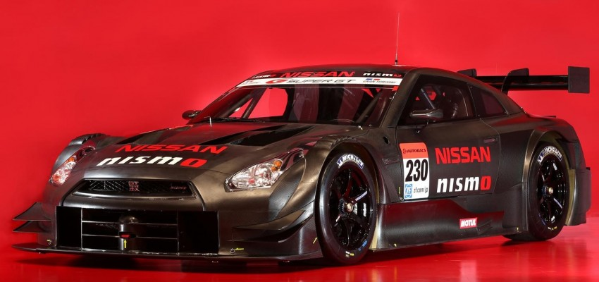 Nissan GT-R Nismo GT500 uncovered for Super GT Image #193297
