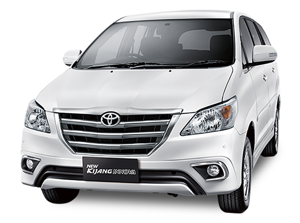 Latest Toyota Innova Facelift Unveiled In Indonesia Image
