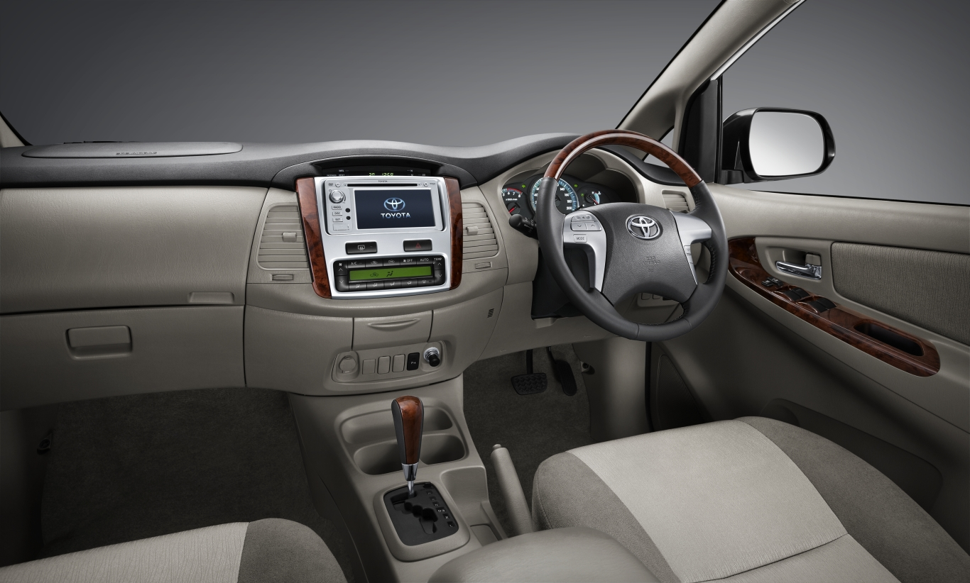 Latest Toyota Innova facelift unveiled in Indonesia Paul ...