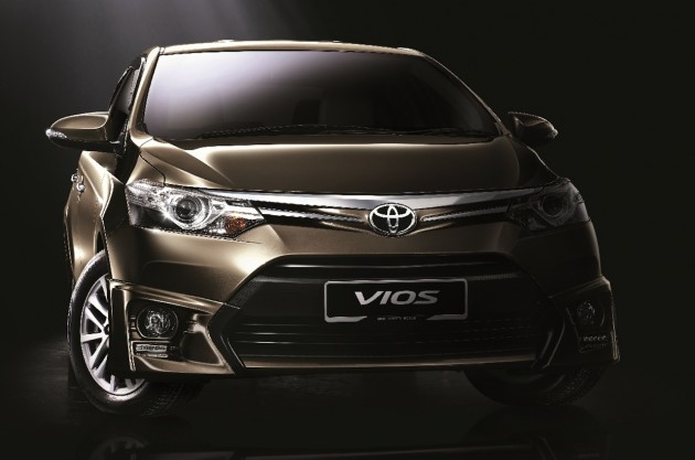2013 Toyota Vios now open for booking in Malaysia