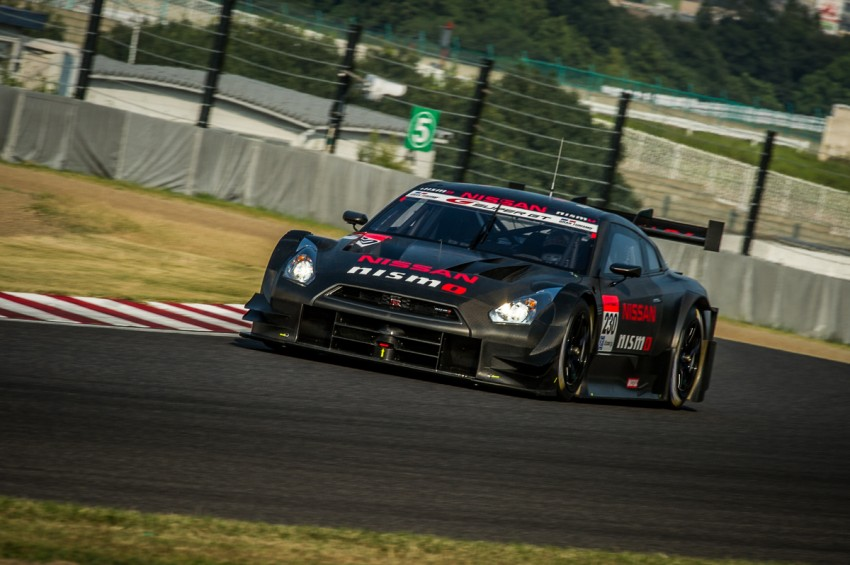 Nissan GT-R Nismo GT500 uncovered for Super GT Image #193276