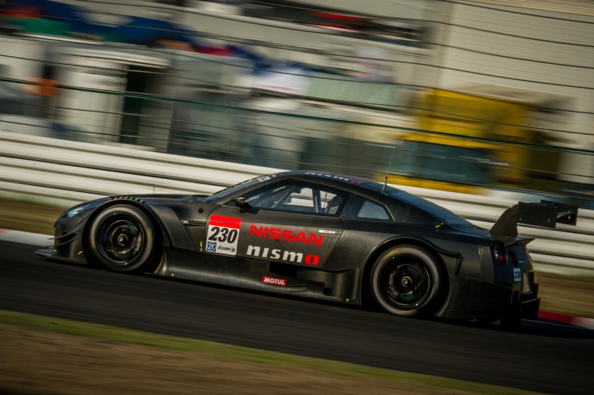 Nissan GT-R Nismo GT500 uncovered for Super GT Image #193277