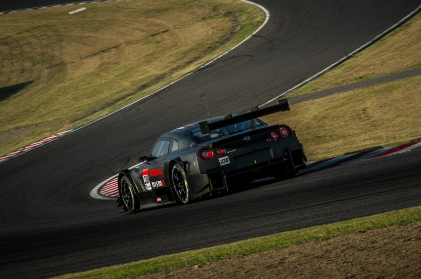 Nissan GT-R Nismo GT500 uncovered for Super GT Image #193278