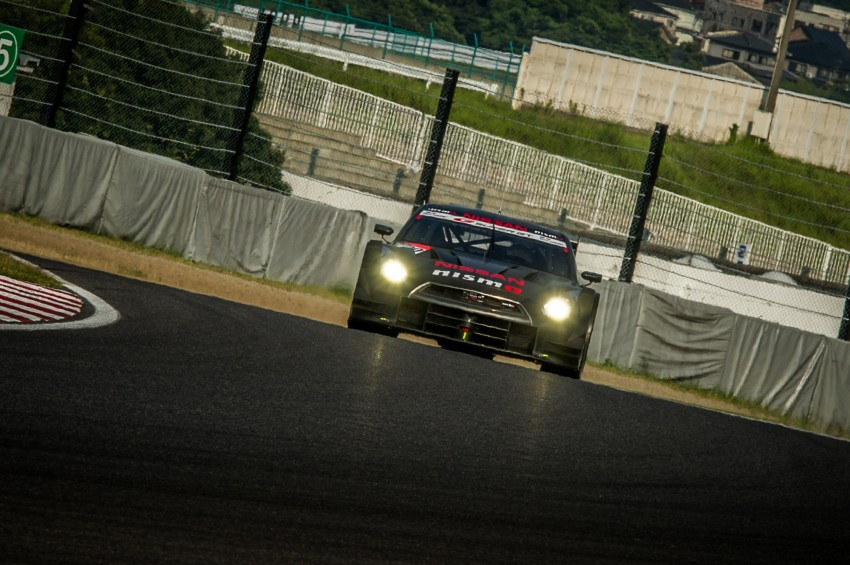 Nissan GT-R Nismo GT500 uncovered for Super GT Image #193279