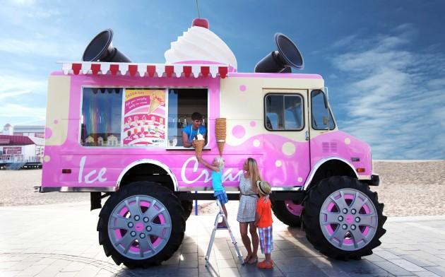 skoda ice cream