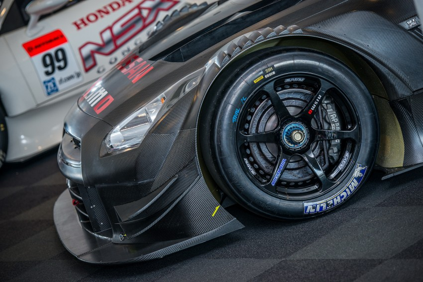 Nissan GT-R Nismo GT500 uncovered for Super GT Image #193300