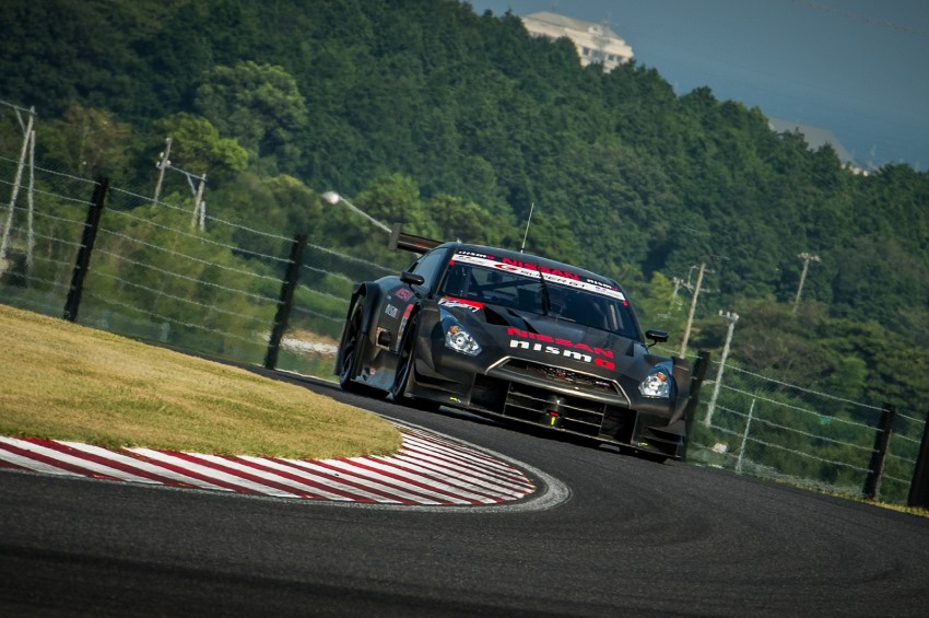 Nissan GT-R Nismo GT500 uncovered for Super GT Image #193292