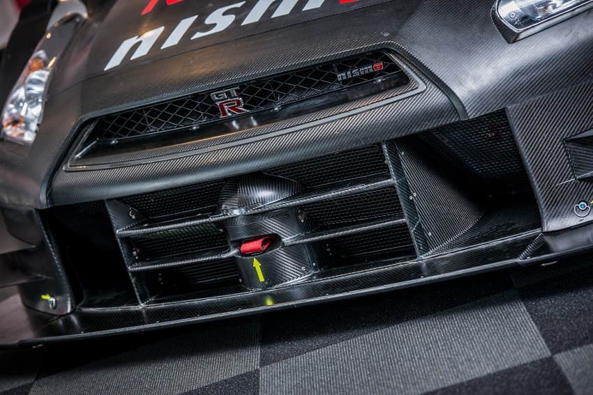 Nissan GT-R Nismo GT500 uncovered for Super GT Image #193309