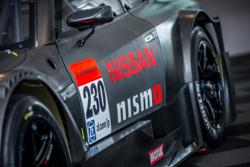Nissan GT-R Nismo GT500 uncovered for Super GT Image #193312