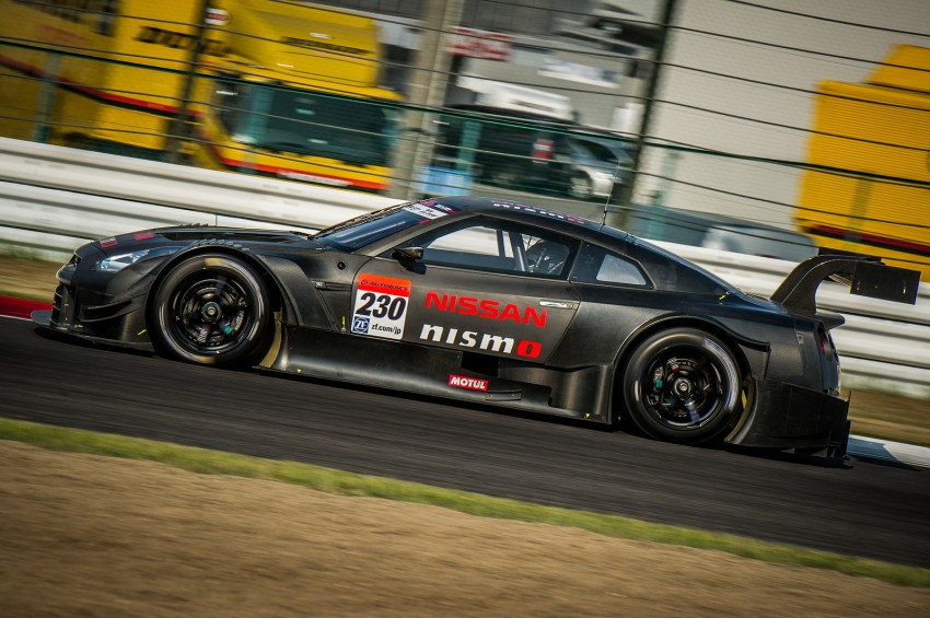 Nissan GT-R Nismo GT500 uncovered for Super GT Image #193315