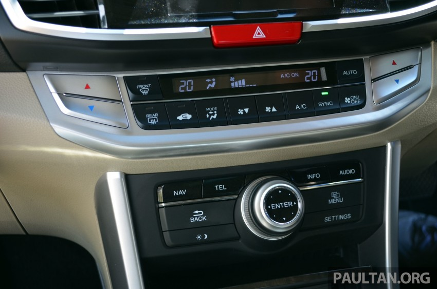 DRIVEN: Honda Accord 2.0 and 2.4 tested in Thailand Image #194974