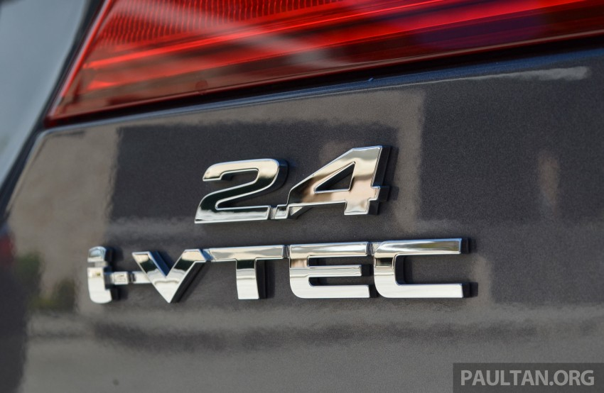 DRIVEN: Honda Accord 2.0 and 2.4 tested in Thailand Image #194976