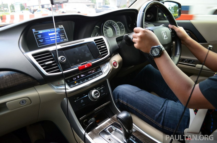 DRIVEN: Honda Accord 2.0 and 2.4 tested in Thailand Image #194981