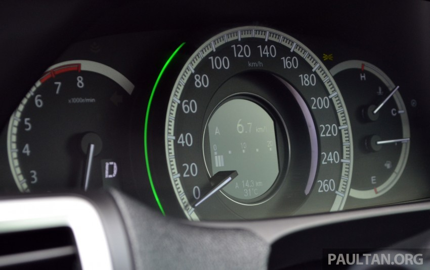 DRIVEN: Honda Accord 2.0 and 2.4 tested in Thailand Image #194982