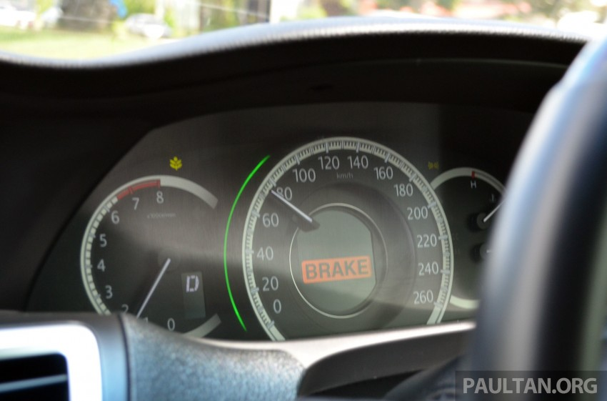 DRIVEN: Honda Accord 2.0 and 2.4 tested in Thailand Image #194987