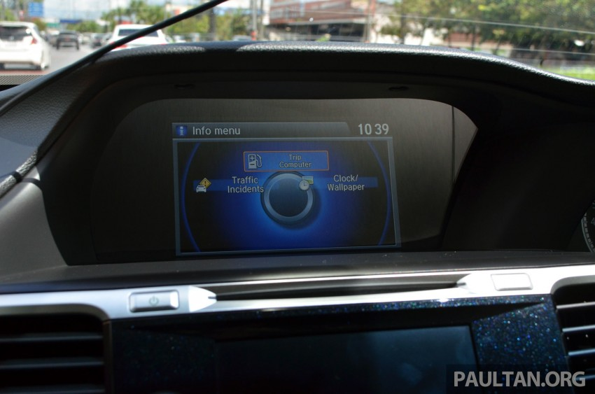 DRIVEN: Honda Accord 2.0 and 2.4 tested in Thailand Image #194989