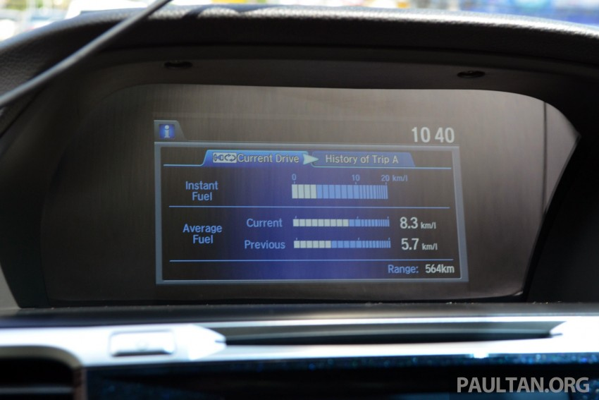DRIVEN: Honda Accord 2.0 and 2.4 tested in Thailand Image #194992