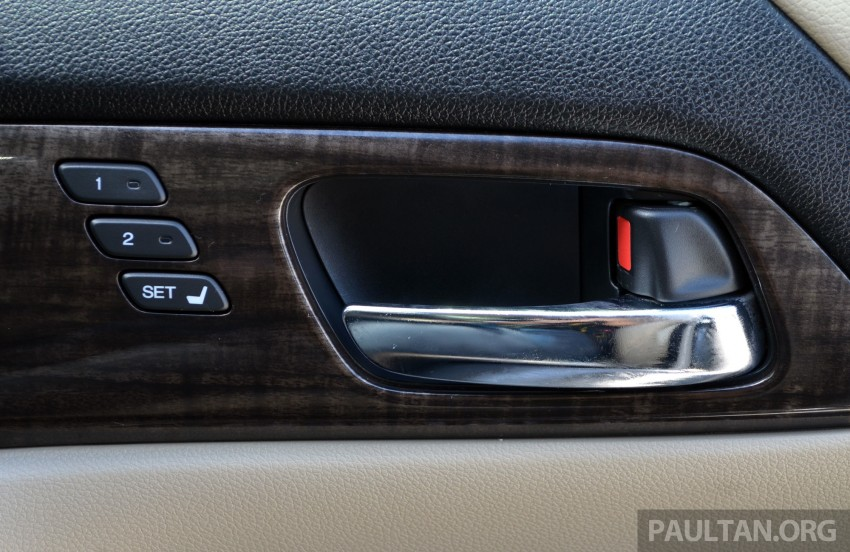 DRIVEN: Honda Accord 2.0 and 2.4 tested in Thailand Image #194996