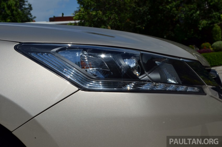 DRIVEN: Honda Accord 2.0 and 2.4 tested in Thailand Image #194967