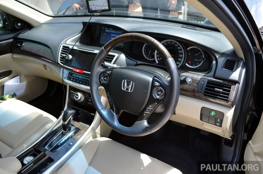 DRIVEN: Honda Accord 2.0 and 2.4 tested in Thailand Image #195007