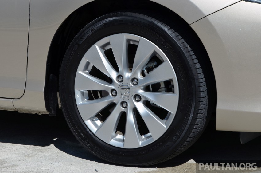 DRIVEN: Honda Accord 2.0 and 2.4 tested in Thailand Image #194968