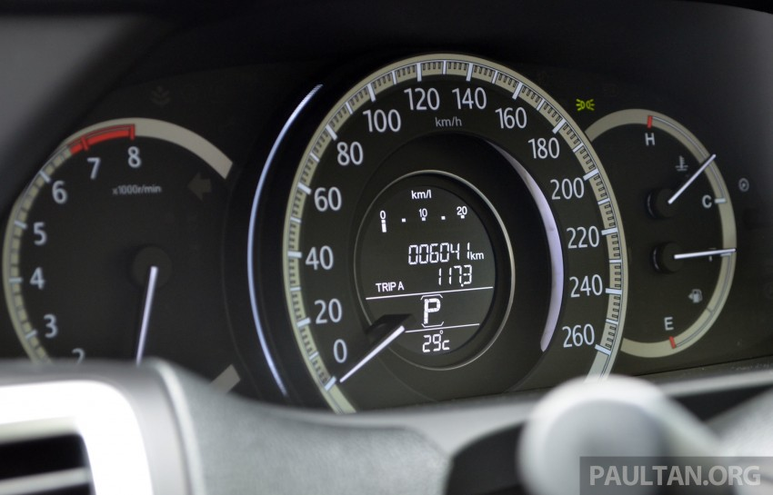 DRIVEN: Honda Accord 2.0 and 2.4 tested in Thailand Image #195013
