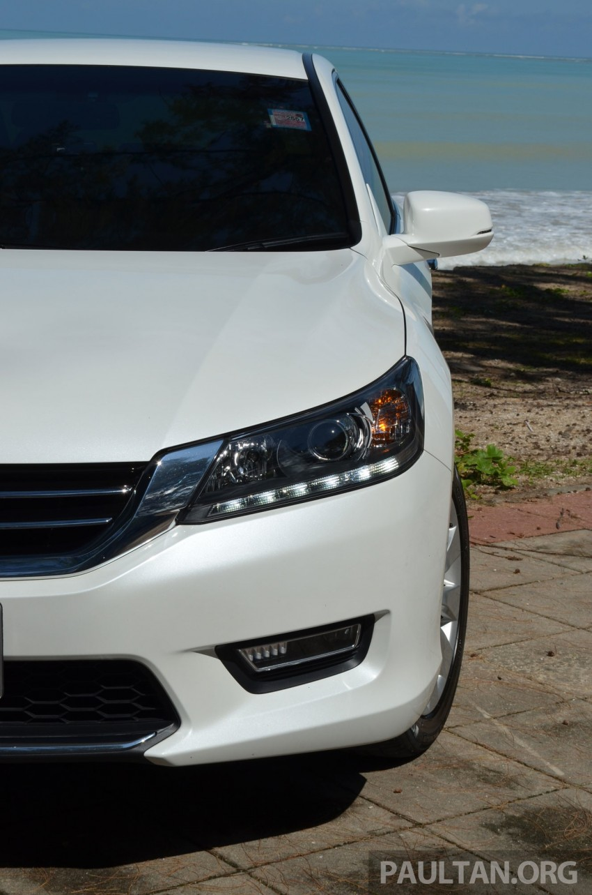 DRIVEN: Honda Accord 2.0 and 2.4 tested in Thailand Image #195187