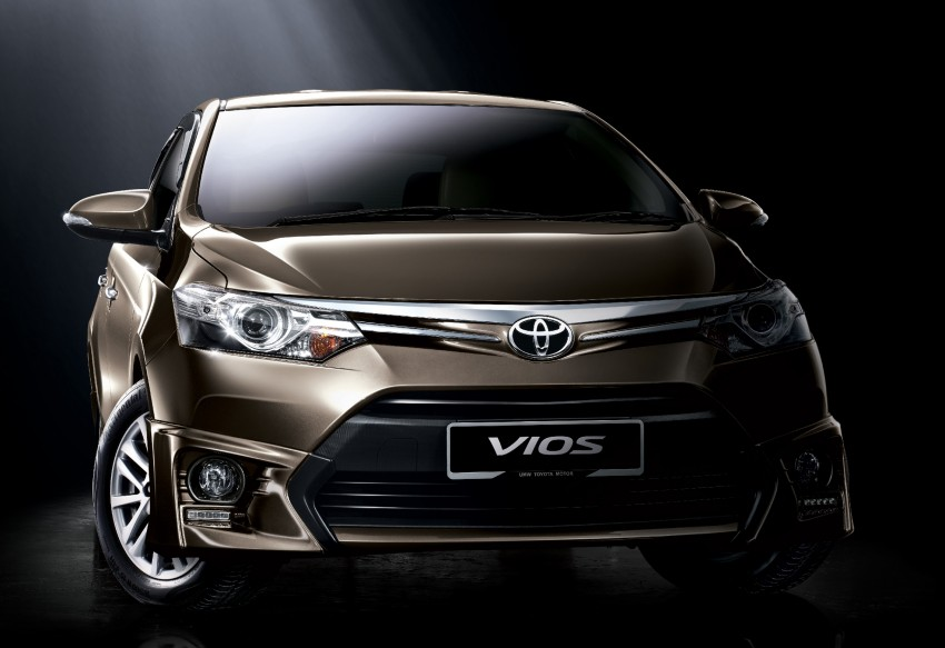 2013 Toyota Vios now open for booking in Malaysia Image #192952
