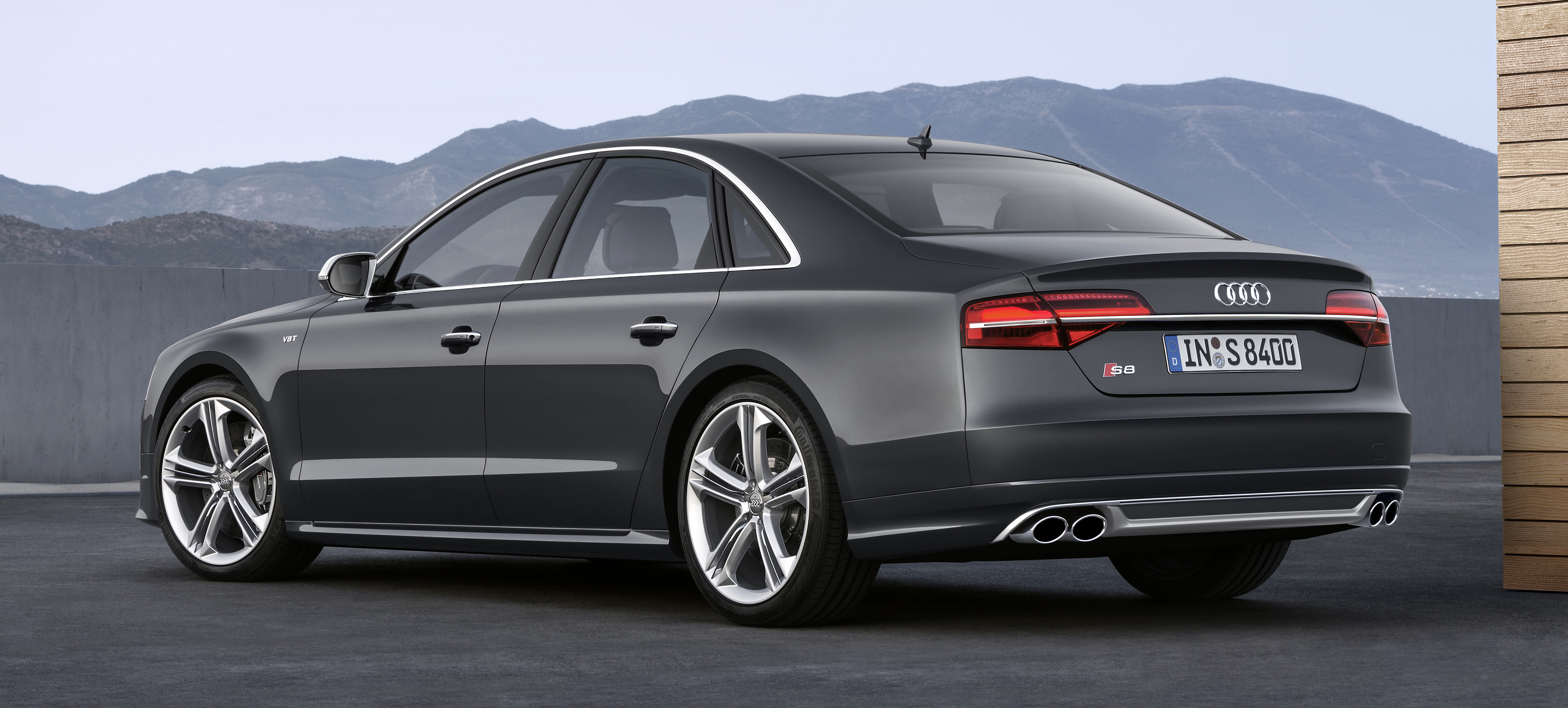 Audi A8 Facelift Unveiled To Debut At Frankfurt 2013