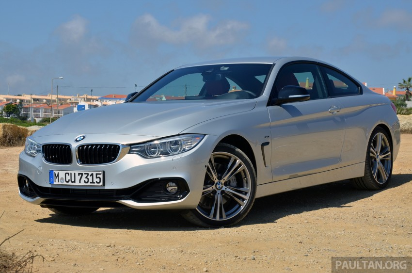 Driven F32 Bmw 4 Series Coupe 435i Sport Tested Paul Tan Image 192757